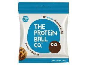 Whey Protein Balls 45g (Syrovátkové proteinové kuličky) peanut butter