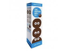 Whey Protein Balls 22,5g (Syrovátkové proteinové kuličky) peanut butter