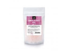 Himalajská sůl růžová jemná 250g