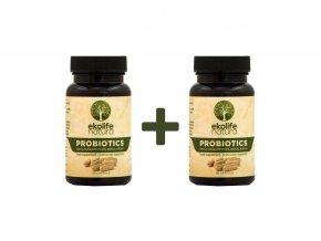 Sahharommyces Boulardii Probiotika 30 kapslí, 1+1 ZDARMA, min.trv. 31.3.2019