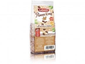 Kaše Run-ní ptáče - arašídy a kakao 180g