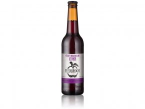 Cider Red Fruit polosuchý 4%  0,33l