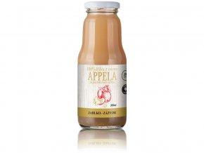 Jablko - zázvor 0,3l - 100% přírodní šťáva