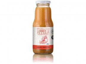 Jablko - rakytník 0,3l - 100% přírodní šťáva