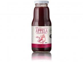 Jablko - višeň 0,3l - 100% přírodní šťáva