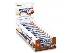 Tyčinka Superbar Crispy Cream Cake 50g