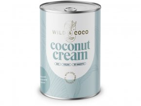 Bio kokosová smetana 400 ml