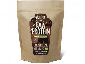 Bio protein kakaový raw 450g