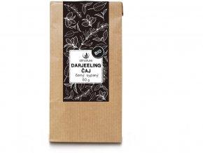 Bio Darjeeling černý čaj sypaný 50g