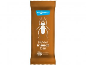 Tyčinka Insect kakao raw 40g