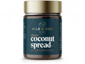 Bio kokosový krém čokoládový 300g