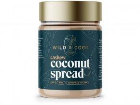 Bio kokosový krém s kešu 300g