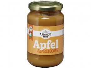 Bio Pyré ovocné jablko meruňka bez cukru 360g