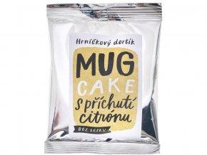 Hrníčkový dortík MUG CAKE s příchutí citrónu 60g, min.trv. 28.5.2019