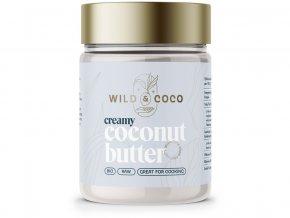 Bio kokosové máslo 300 g