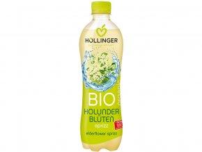 Bio nápoj z bezového extraktu sycený 500ml