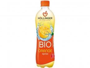 Bio nápoj pomerančový sycený 500ml