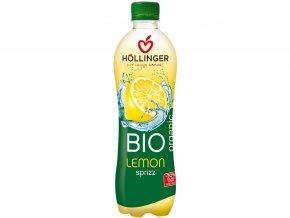 Bio nápoj citrónový sycený 500ml