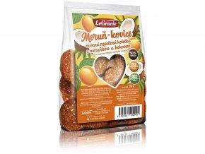 AKCE - Ovocná nepečená kolečka Meru-nie 210 g