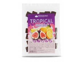 Ovocné kokina Tropical 100g