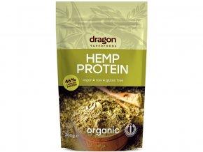 Bio Protein z konopných semínek  RAW 200g