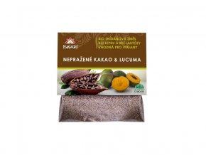 Bio snídaňová směs kakao-lucuma 60g
