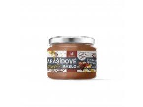 Arašídové máslo s mléčnou čokoládou 220g