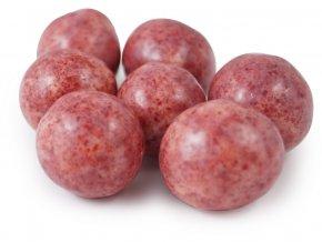 Lísková jádra Cherry v bílé čokoládě 3kg