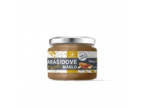 Arašídové máslo jemné 220g