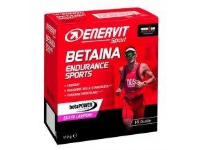 Betaina Endurance Sports 14 x 8g malina
