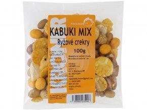 Krekry rýžové Kabuki-Mix 100g