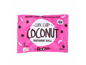 Bio Dezert Brownie ball kokos 40g
