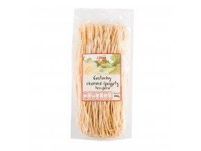 Těstoviny cizrnové bezvaječné špagety 200g