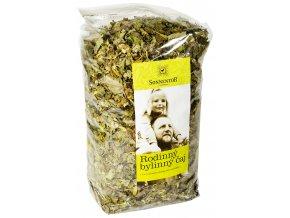 Bio Rodinný bylinný čaj sypaný 130 g velké balení
