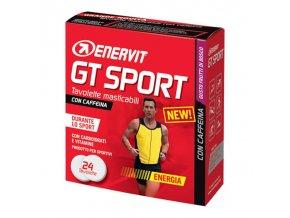 GT Sport s kofeinem 24 tablet lesní ovoce