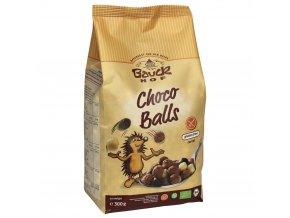 Bio Kuličky čokoládové bezlepkové 300g