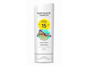 Organic Sunscreen SPF15