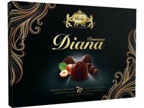 Diana hořké pralinky 133g