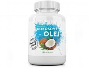 Kokosový olej 60 cps.