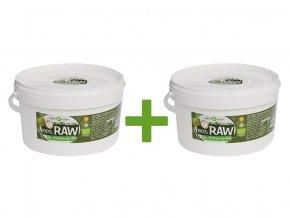 Bio Raw Kokosový olej 2,5l AKCE 1+1