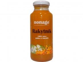 Bio Rakytník & Jablko 100% juice 250ml