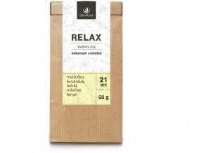 Relax bylinný čaj 50g