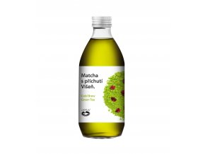 Ledový nápoj Matcha s příchutí Višeň 330 ml