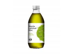 Ledový nápoj Matcha s příchutí Kiwi 330 ml