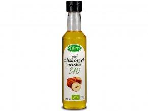 Bio Olej z lískových oříšků 250ml