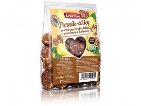 Ovocné nepečené sušenky Perník-ářky 150g
