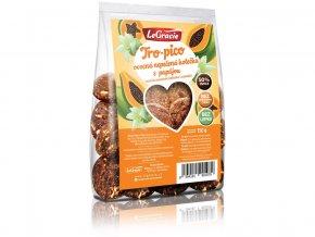 Ovocné nepečené sušenky Tro-pico 150g