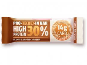 Tyčinka PRO-TE(BE)-IN arašídy 35g
