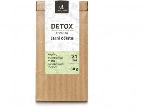 Detox bylinný čaj 50g