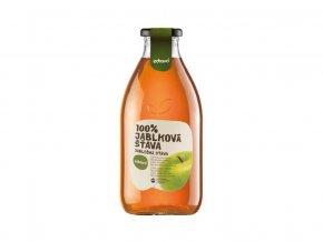 Šťáva 100% jablková 0,75l